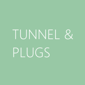Bambus Tunnel & Plugs