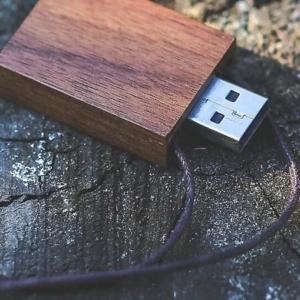 Bambus USB-Sticks