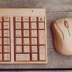 Bambus Tastaturen & Bambus Mäuse