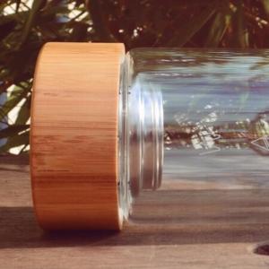Bambus Thermosflaschen