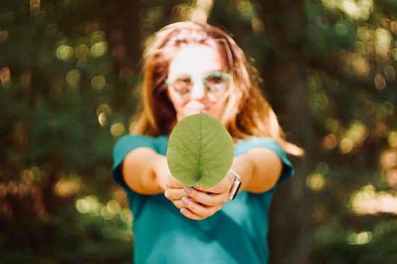 Über Nachhaltigkeit informieren