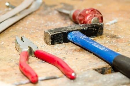reparieren - nicht wegwerfen