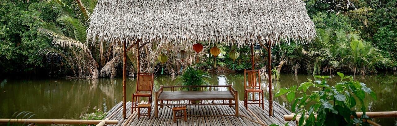 Bambus Garten Sitzgruppe -Teaserbild Kategorieseite