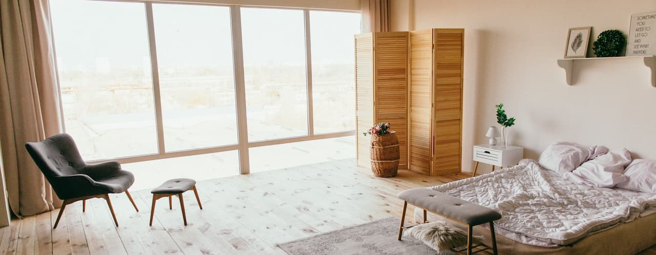 Bambus Raumteiler - Paravent - Shoji Teaserbild Produktkategorie